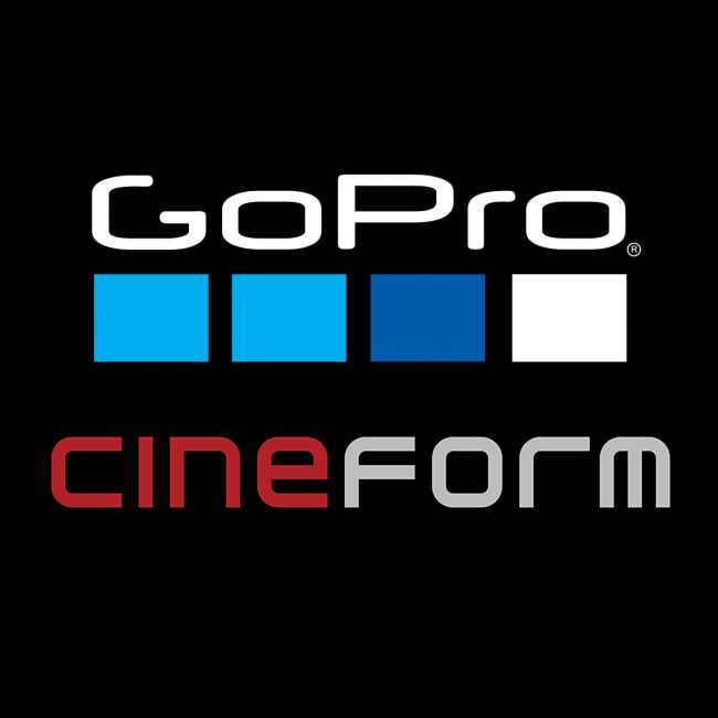 Hats off to the GoPro CineForm codec