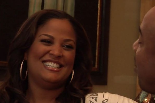 Interview w/Laila Ali - Celebrity Interview from